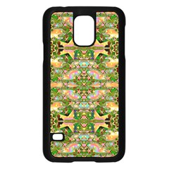 Star Shines On Earth For Peace In Colors Samsung Galaxy S5 Case (black)