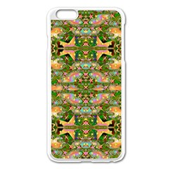 Star Shines On Earth For Peace In Colors Apple Iphone 6 Plus/6s Plus Enamel White Case