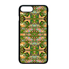 Star Shines On Earth For Peace In Colors Apple Iphone 7 Plus Seamless Case (black)