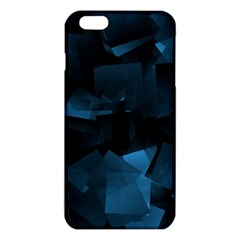 Abstraction Shapes Dark Background  Iphone 6 Plus/6s Plus Tpu Case