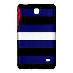 Leather Samsung Galaxy Tab 4 (7 ) Hardshell Case