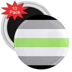 Age 3  Magnets (10 Pack)