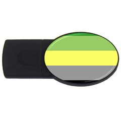 Aro Usb Flash Drive Oval (2 Gb)