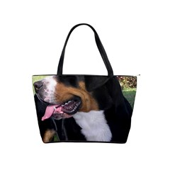 Greater Swiss Mountain Dog Shoulder Handbags