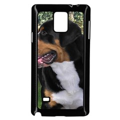 Greater Swiss Mountain Dog Samsung Galaxy Note 4 Case (black)