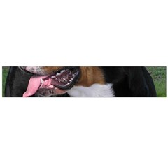 Greater Swiss Mountain Dog Flano Scarf (large)