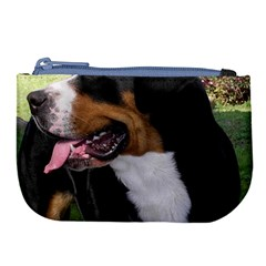 Greater Swiss Mountain Dog Large Coin Purse