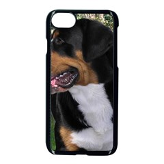 Greater Swiss Mountain Dog Apple Iphone 7 Seamless Case (black)