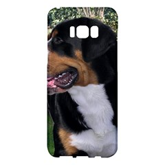Greater Swiss Mountain Dog Samsung Galaxy S8 Plus Hardshell Case