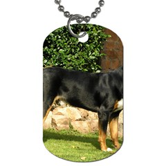 Gsmd Full Dog Tag (two Sides)