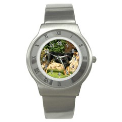 Gsmd Full Stainless Steel Watch