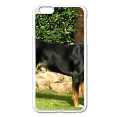 Gsmd Full Apple Iphone 6 Plus/6s Plus Enamel White Case