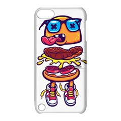 Burger Kill Apple Ipod Touch 5 Hardshell Case With Stand
