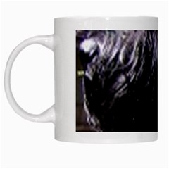 Giant Schnauzer White Mugs