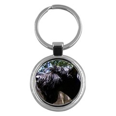 Giant Schnauzer Key Chains (round)