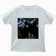 Giant Schnauzer Kids White T Shirts