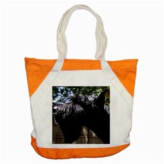 Giant Schnauzer Accent Tote Bag