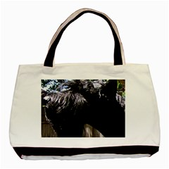 Giant Schnauzer Basic Tote Bag (two Sides)