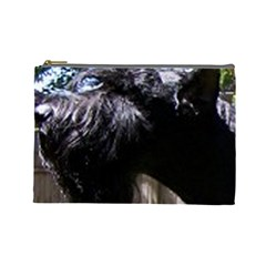 Giant Schnauzer Cosmetic Bag (large)