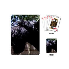 Giant Schnauzer Playing Cards (mini)