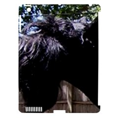 Giant Schnauzer Apple Ipad 3/4 Hardshell Case (compatible With Smart Cover)