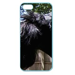 Giant Schnauzer Apple Seamless Iphone 5 Case (color)