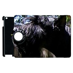Giant Schnauzer Apple Ipad 3/4 Flip 360 Case