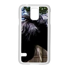 Giant Schnauzer Samsung Galaxy S5 Case (white)