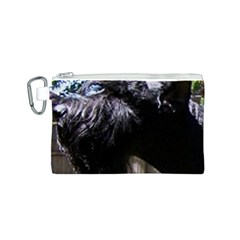 Giant Schnauzer Canvas Cosmetic Bag (s)