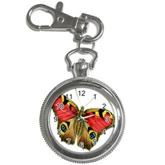 Butterfly Bright Vintage Drawing Key Chain Watches
