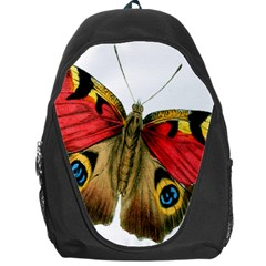 Butterfly Bright Vintage Drawing Backpack Bag