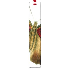 Butterfly Bright Vintage Drawing Large Book Marks