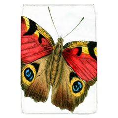 Butterfly Bright Vintage Drawing Flap Covers (l)