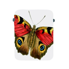 Butterfly Bright Vintage Drawing Apple Ipad 2/3/4 Protective Soft Cases