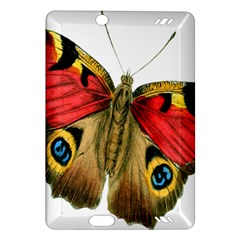 Butterfly Bright Vintage Drawing Amazon Kindle Fire Hd (2013) Hardshell Case