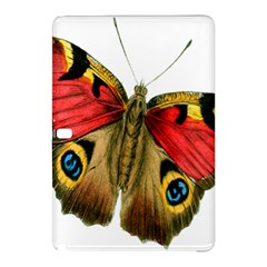 Butterfly Bright Vintage Drawing Samsung Galaxy Tab Pro 10 1 Hardshell Case