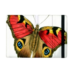 Butterfly Bright Vintage Drawing Ipad Mini 2 Flip Cases