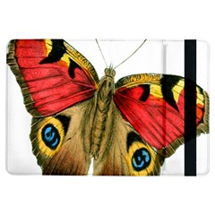 Butterfly Bright Vintage Drawing Ipad Air Flip