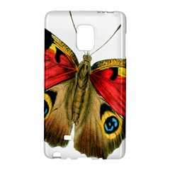 Butterfly Bright Vintage Drawing Galaxy Note Edge