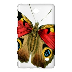 Butterfly Bright Vintage Drawing Samsung Galaxy Tab 4 (8 ) Hardshell Case