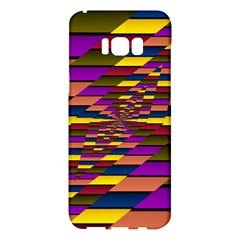 Autumn Check Samsung Galaxy S8 Plus Hardshell Case