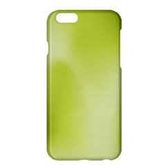 Green Soft Springtime Gradient Apple Iphone 6 Plus/6s Plus Hardshell Case