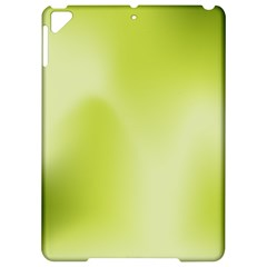 Green Soft Springtime Gradient Apple Ipad Pro 9 7   Hardshell Case