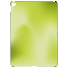 Green Soft Springtime Gradient Apple Ipad Pro 12 9   Hardshell Case