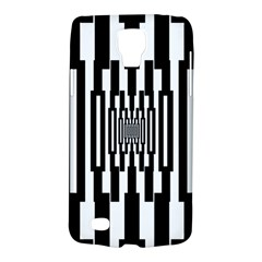 Black Stripes Endless Window Galaxy S4 Active