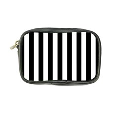 Black And White Stripes Coin Purse