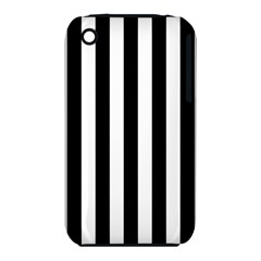 Black And White Stripes Iphone 3s/3gs