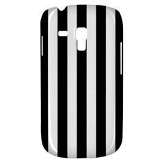 Black And White Stripes Galaxy S3 Mini