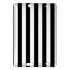 Black And White Stripes Amazon Kindle Fire Hd (2013) Hardshell Case