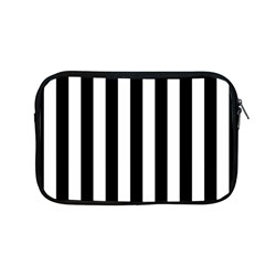 Black And White Stripes Apple Macbook Pro 13  Zipper Case
